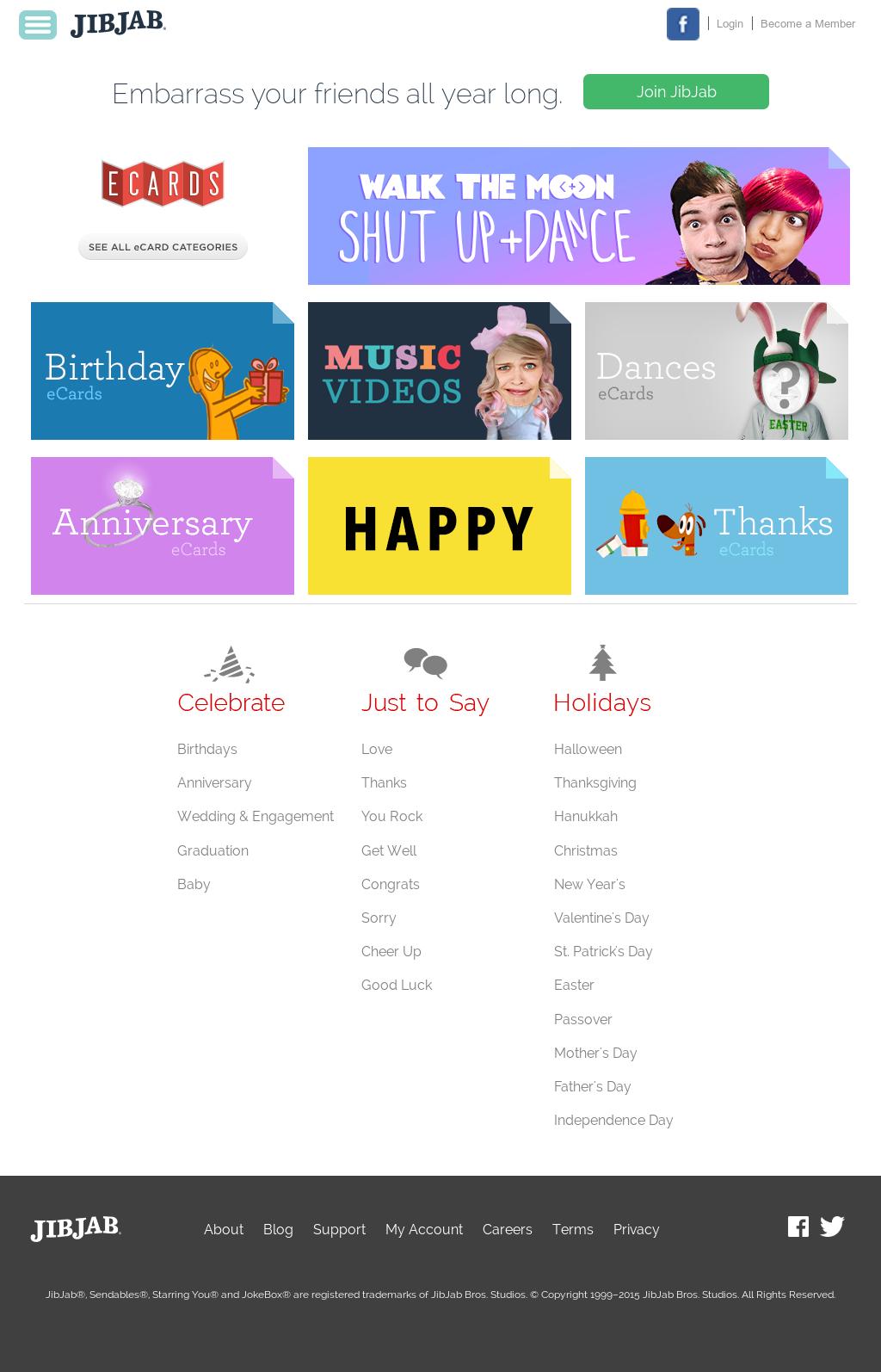 JibJab Competitors, Revenue and Employees - Owler Company Profile