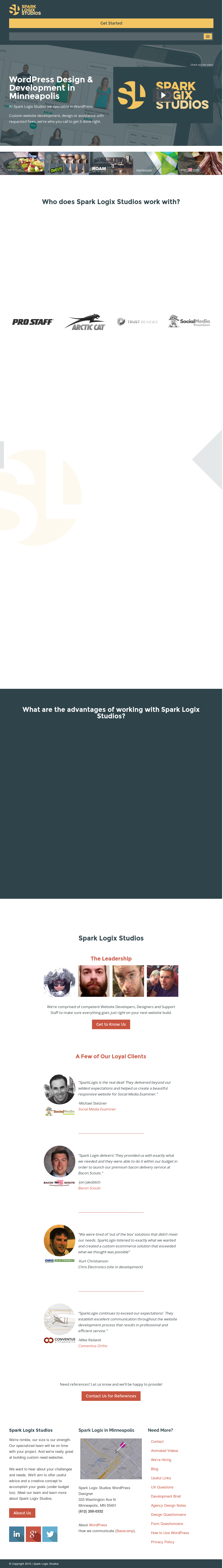 Spark logix