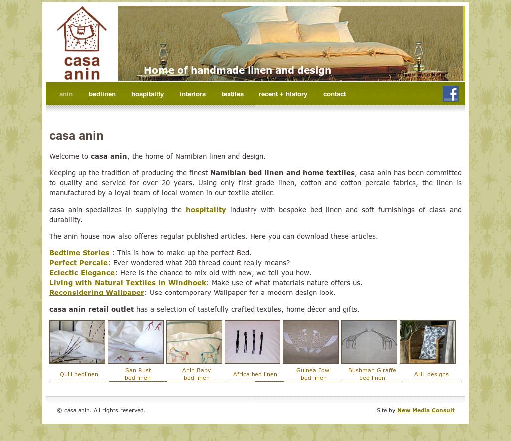 Casa Anin Competitors, Revenue and Employees - Owler Company Profile