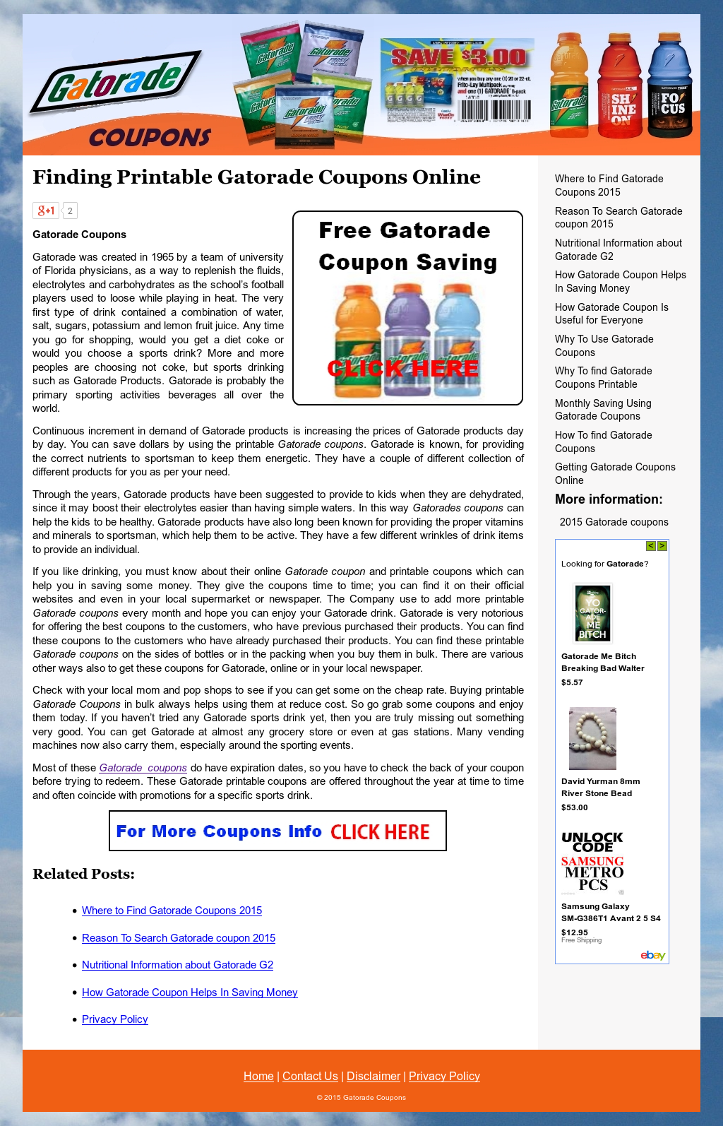 graphic about Gatorade Coupons Printable known as Gatorade Discount codes Compeors, Profits and Staff - Owler