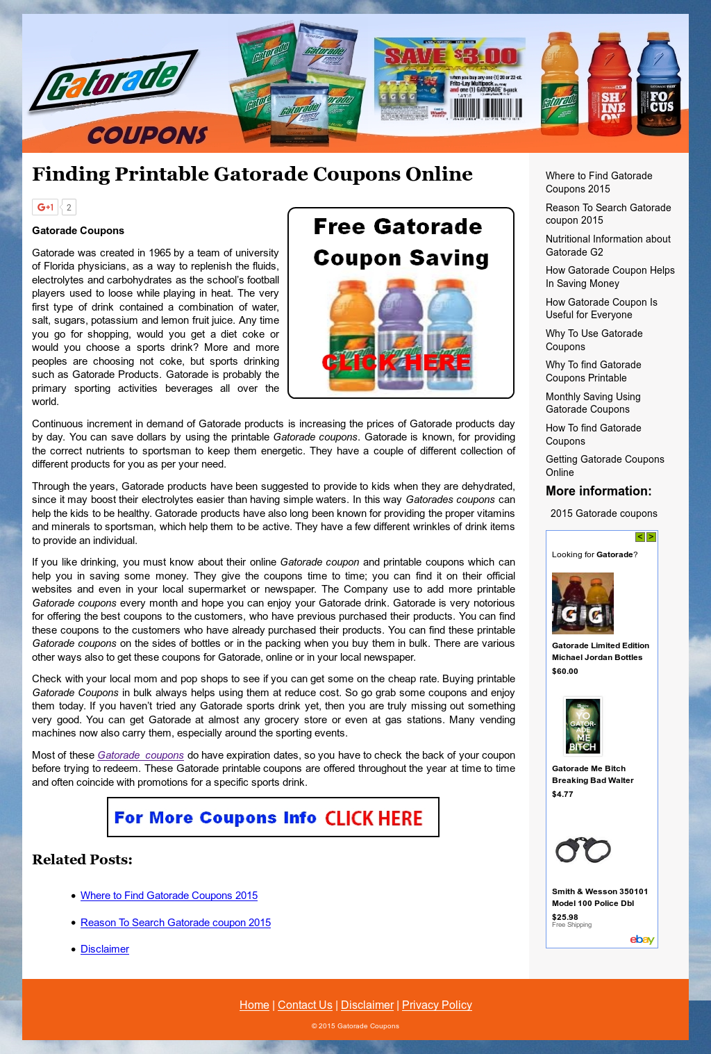 picture regarding Gatorade Coupons Printable titled Gatorade Discount codes Compeors, Funds and Workforce - Owler