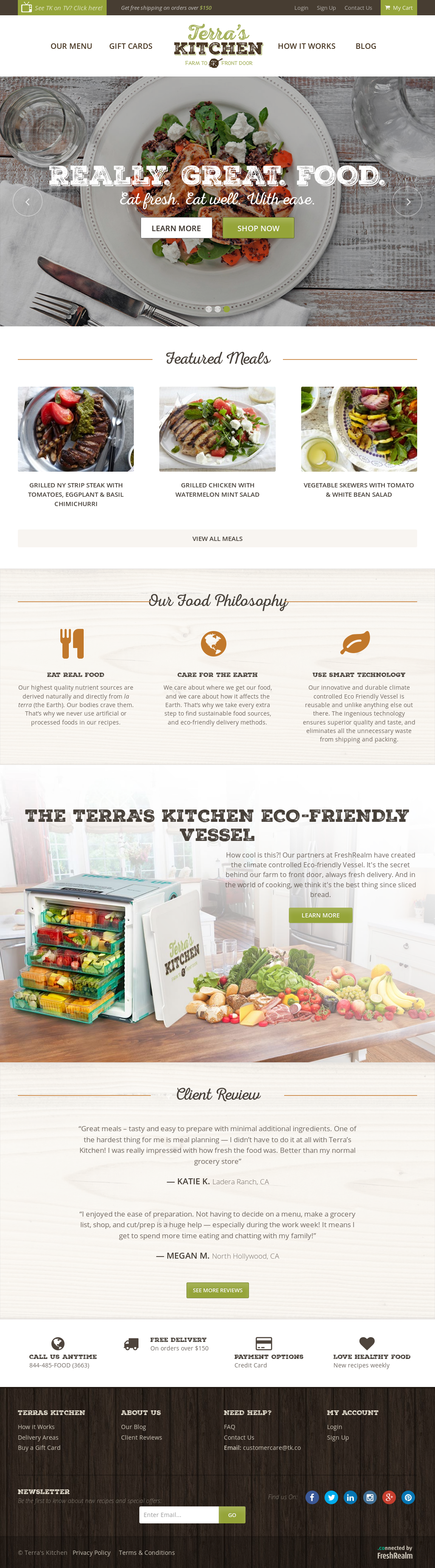 Terra\'s Kitchen Competitors, Revenue and Employees - Owler Company ...