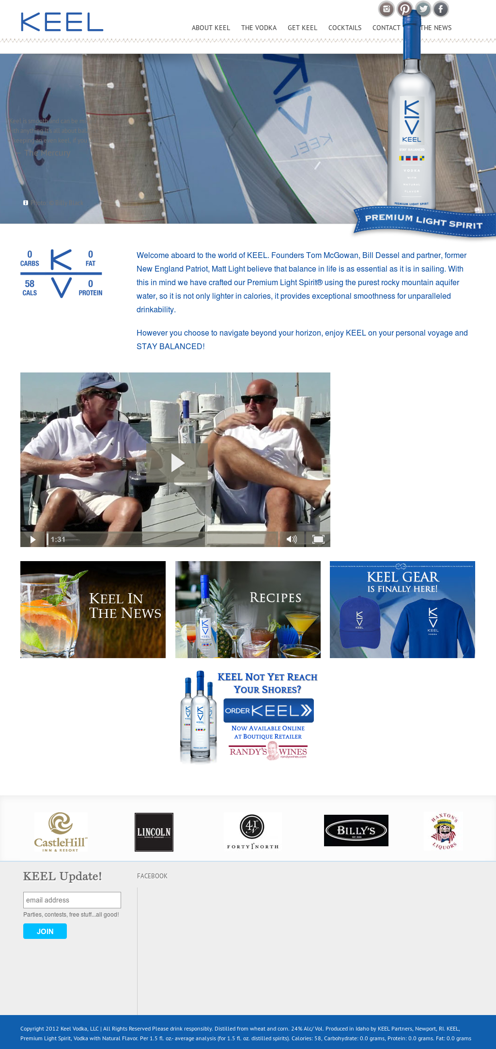 Keel Vodka Competitors, Revenue and Employees - Owler