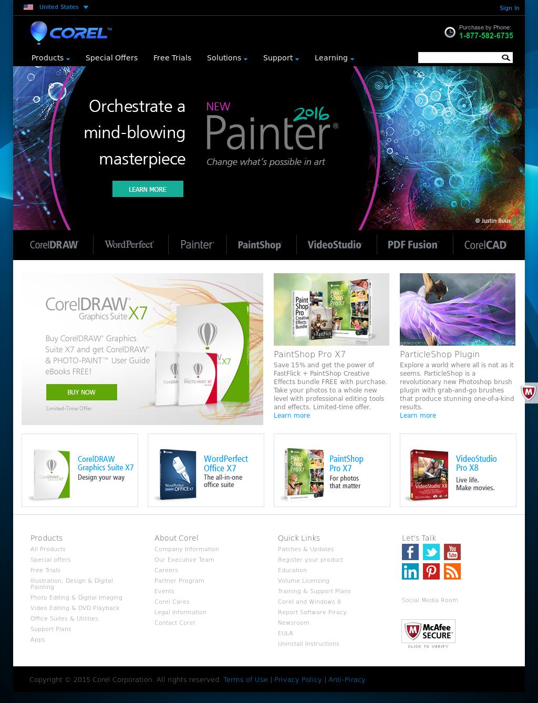 corel competitors revenue and employees owler company profile rh owler com Corel Customer Support Corel Customer Support