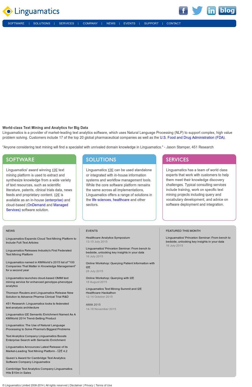 Linguamatics Competitors, Revenue and Employees - Owler