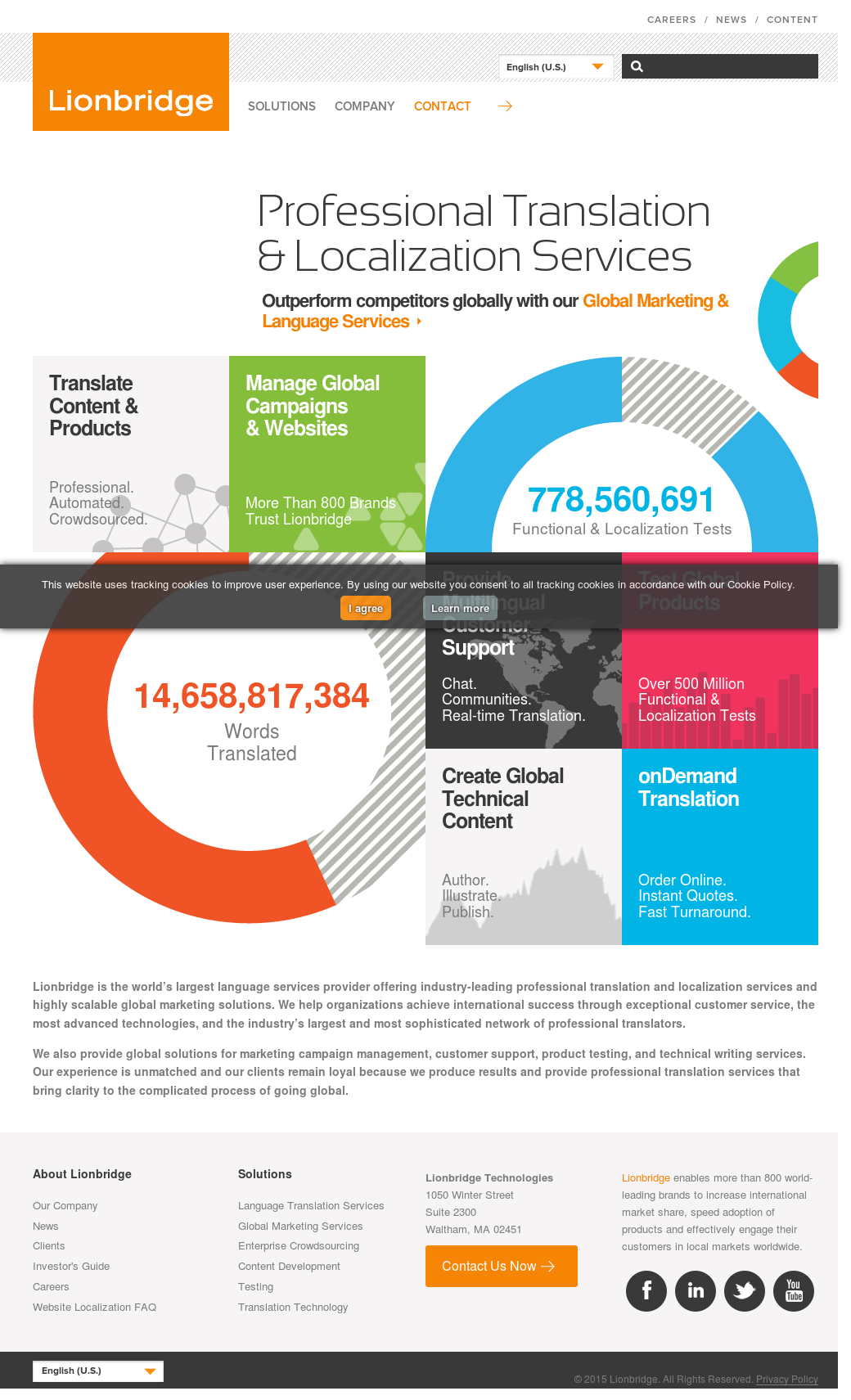 Lionbridge Competitors, Revenue and Employees - Owler Company Profile