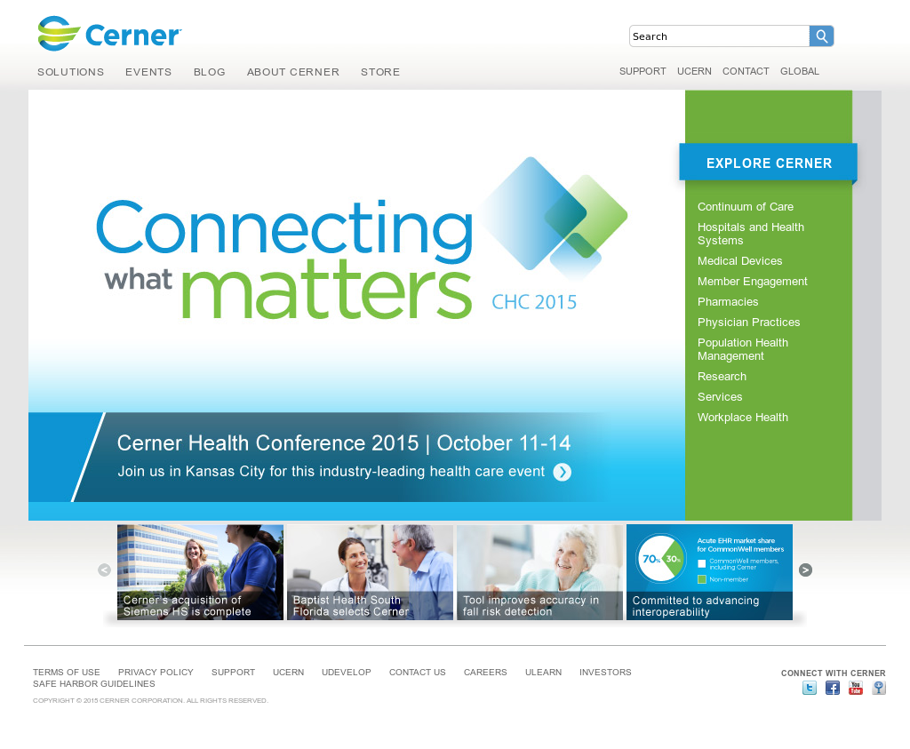 Cerner Competitors, Revenue and Employees - Owler Company