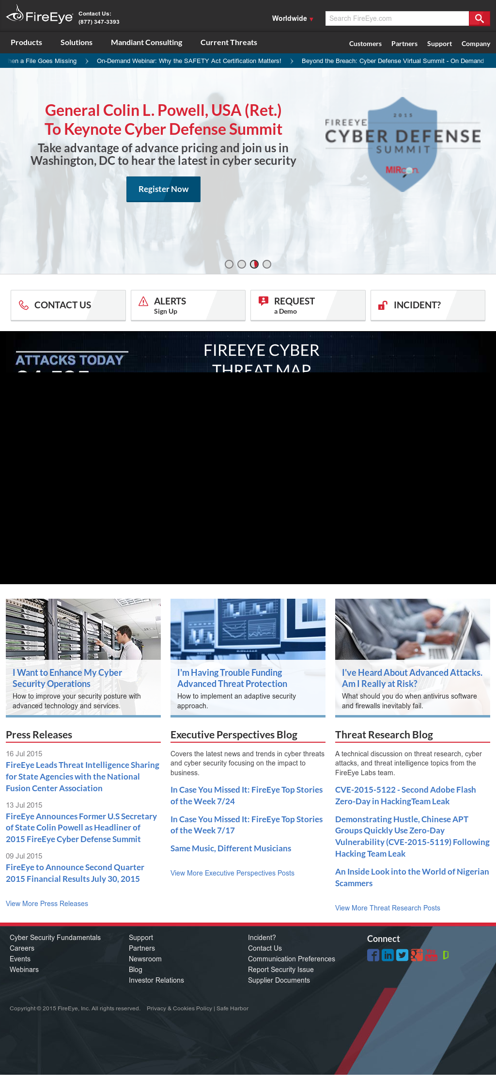 FireEye Competitors, Revenue and Employees - Owler Company