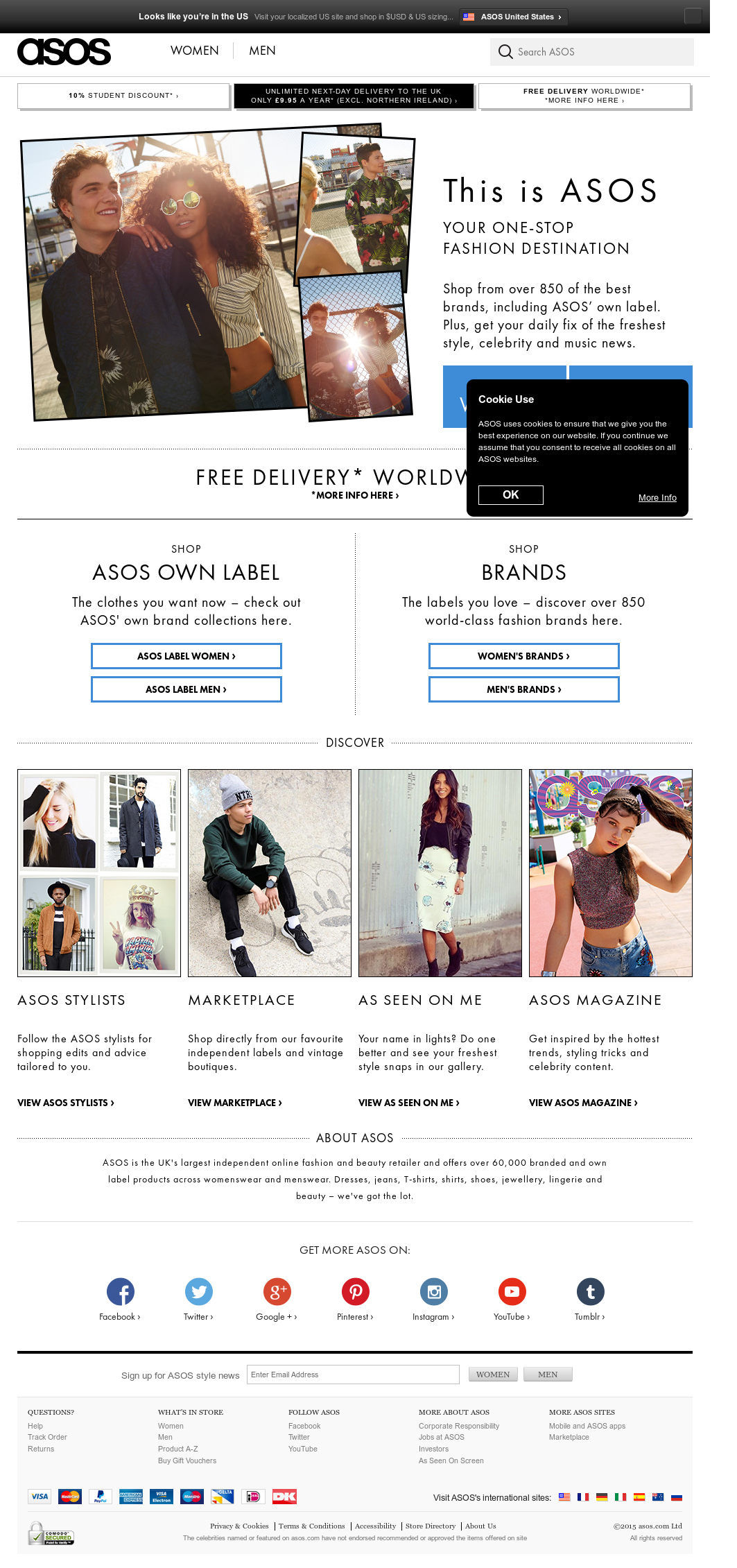 """asos a company history essay Asos reviews is this your business 752 reviews write a review ask a question share asoscom discount clothing,  """"asos is fraud company - never order any thing ."""