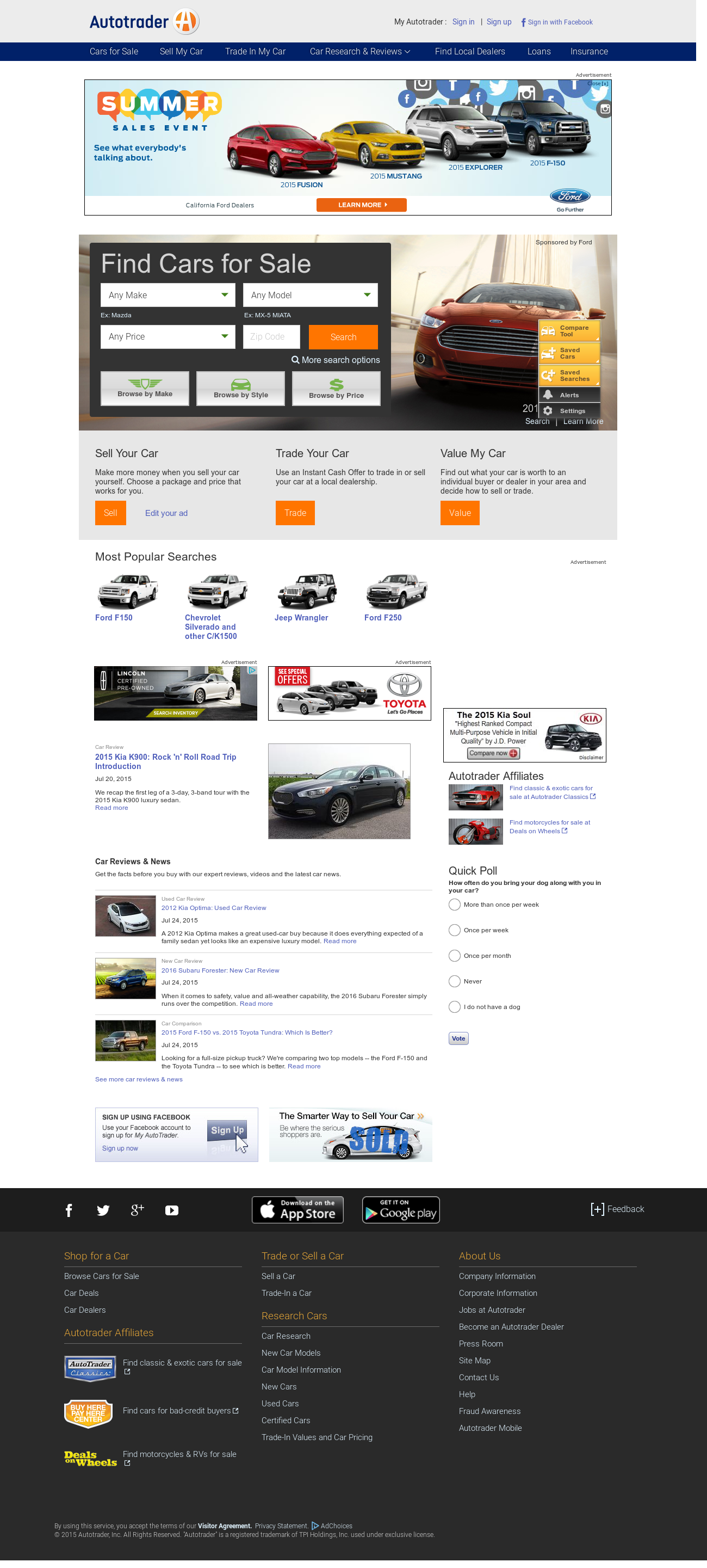 AutoTrader Competitors, Revenue and Employees - Owler Company Profile