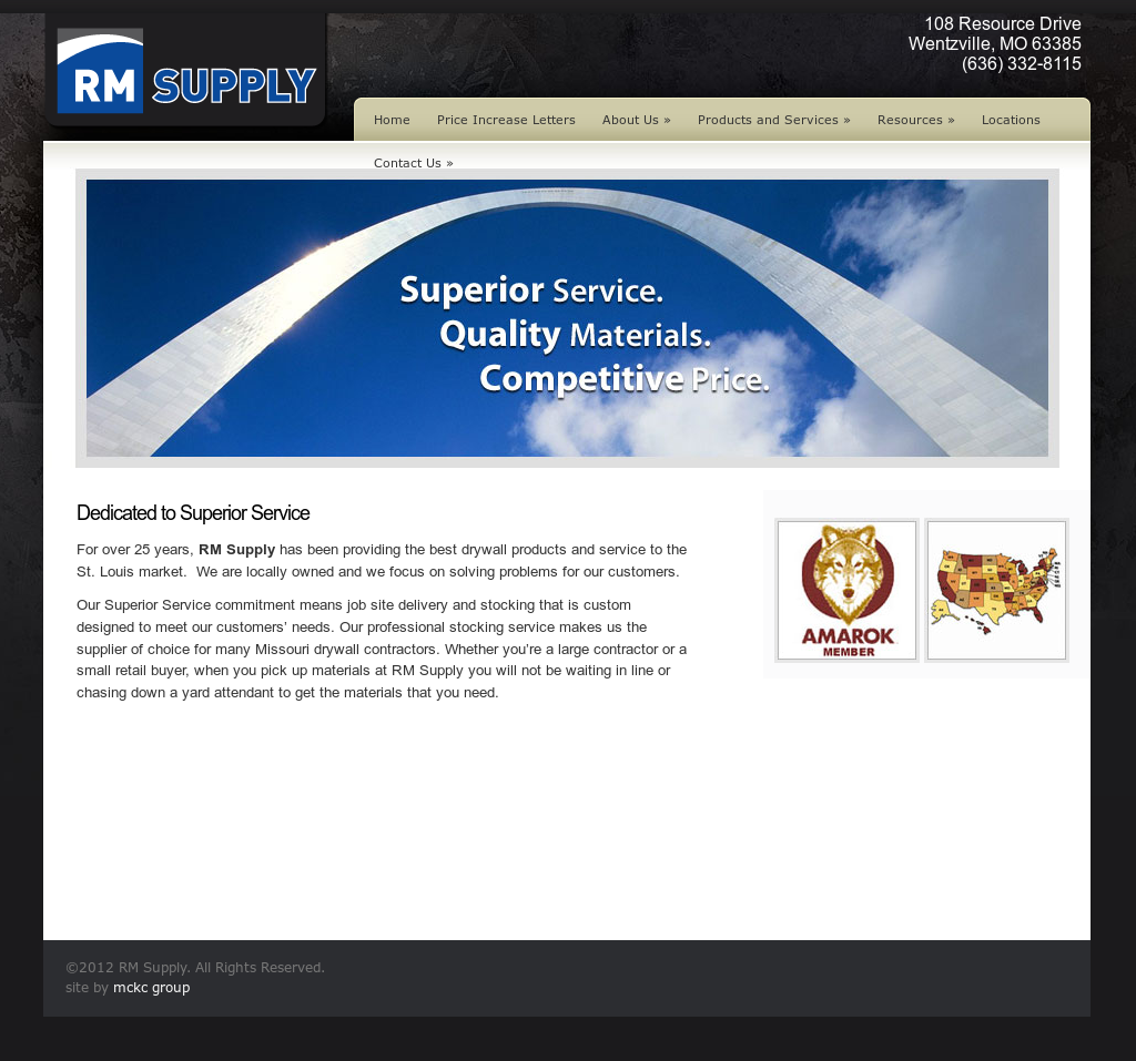 RM Supply Competitors, Revenue and Employees - Owler Company Profile