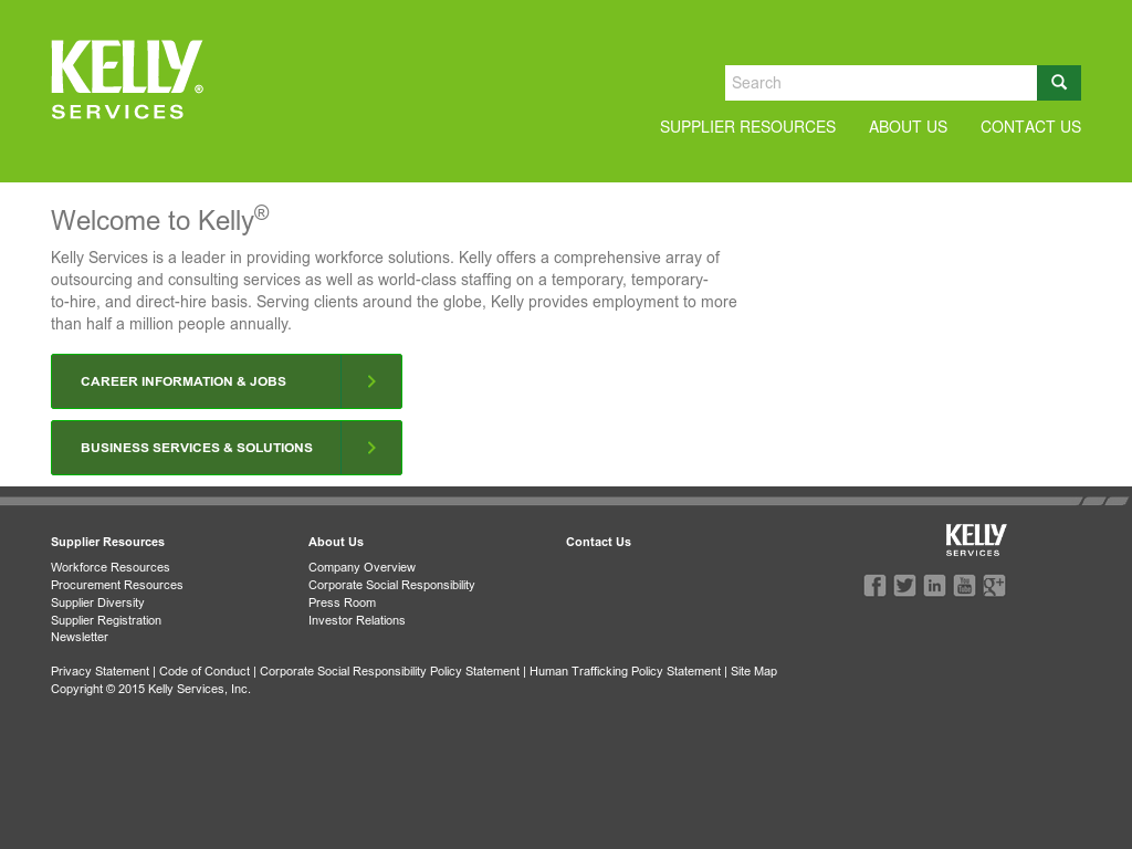 Kelly Services Competitors, Revenue and Employees - Owler Company Profile