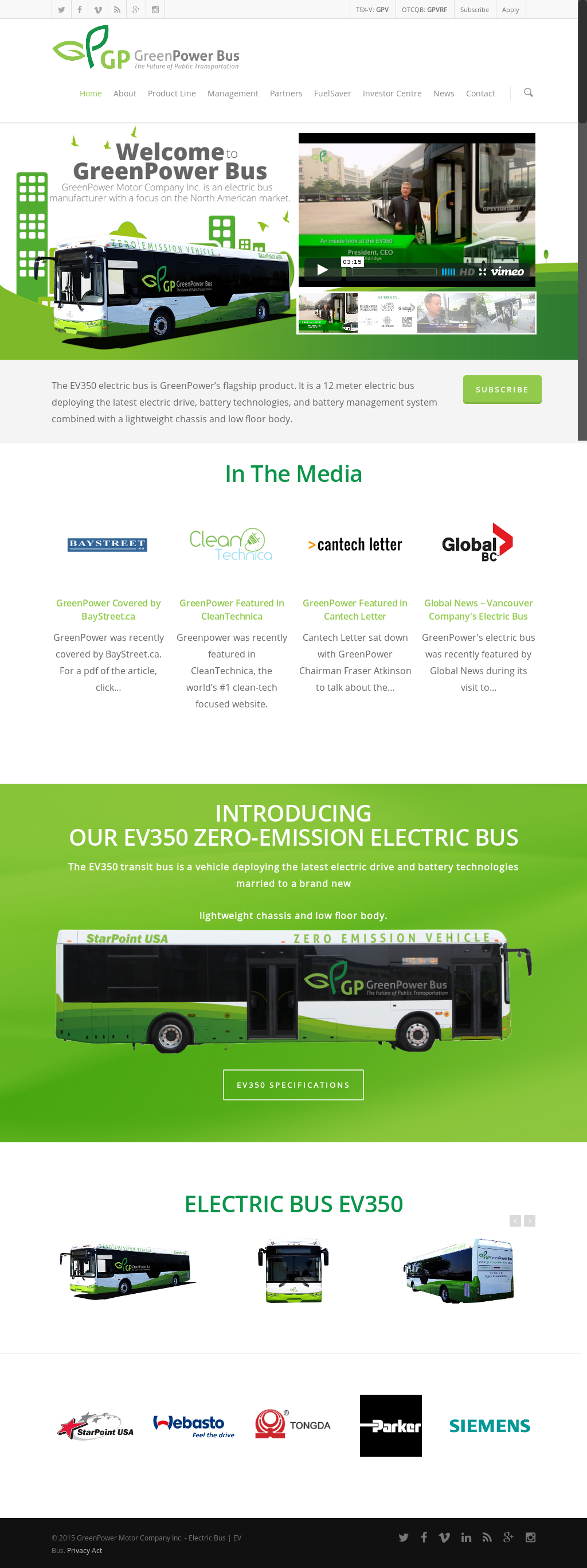 GreenPower Competitors, Revenue and Employees - Owler