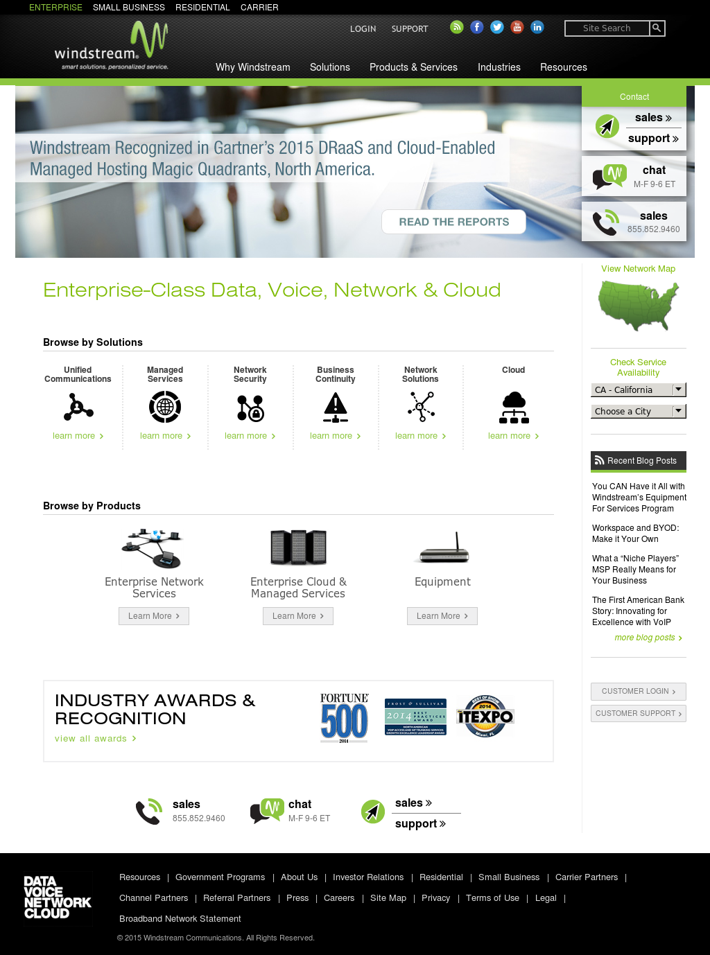 Windstream Holdings Competitors, Revenue and Employees