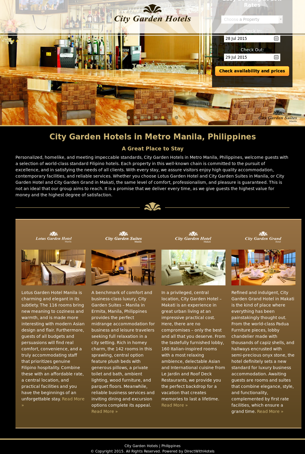 City Garden Hotels Competitors, Revenue and Employees - Owler ...
