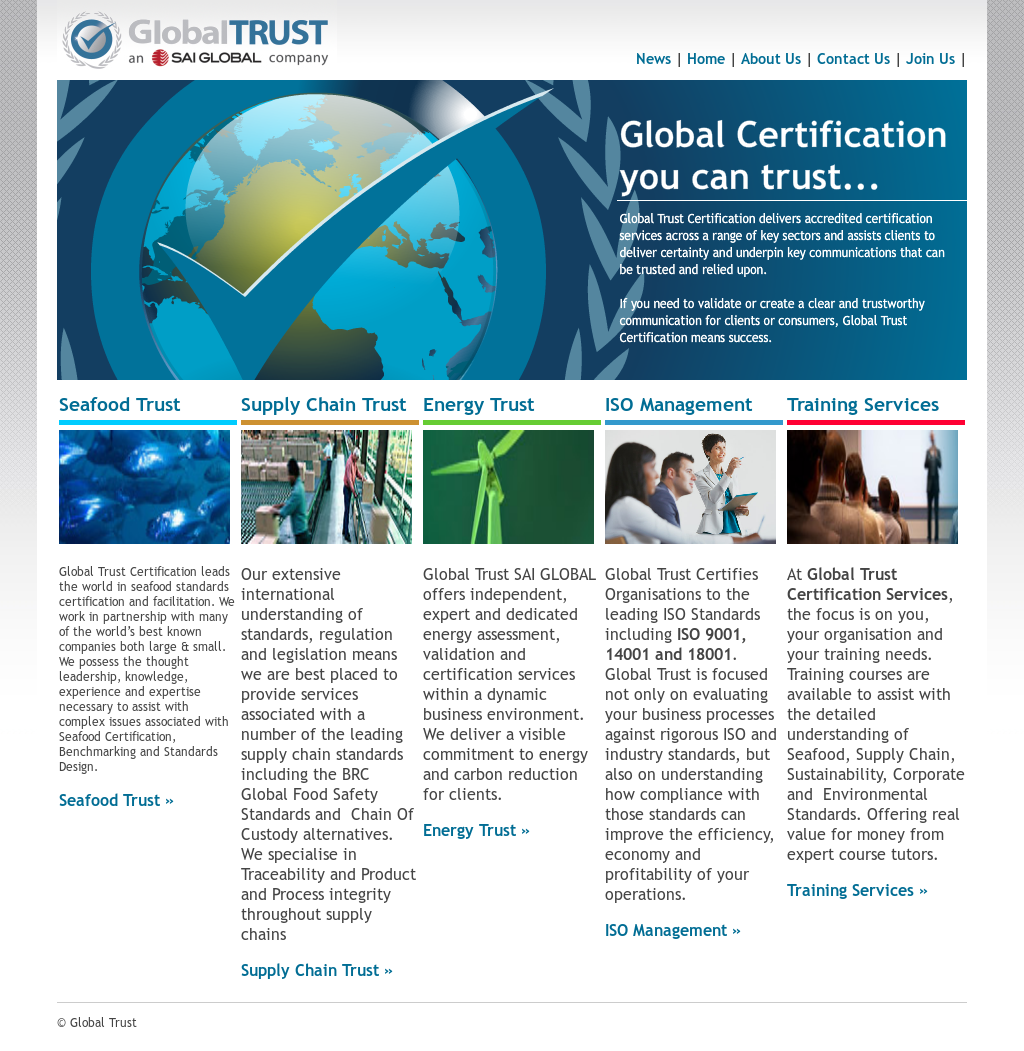 Global Trust Certification Competitors Revenue And Employees
