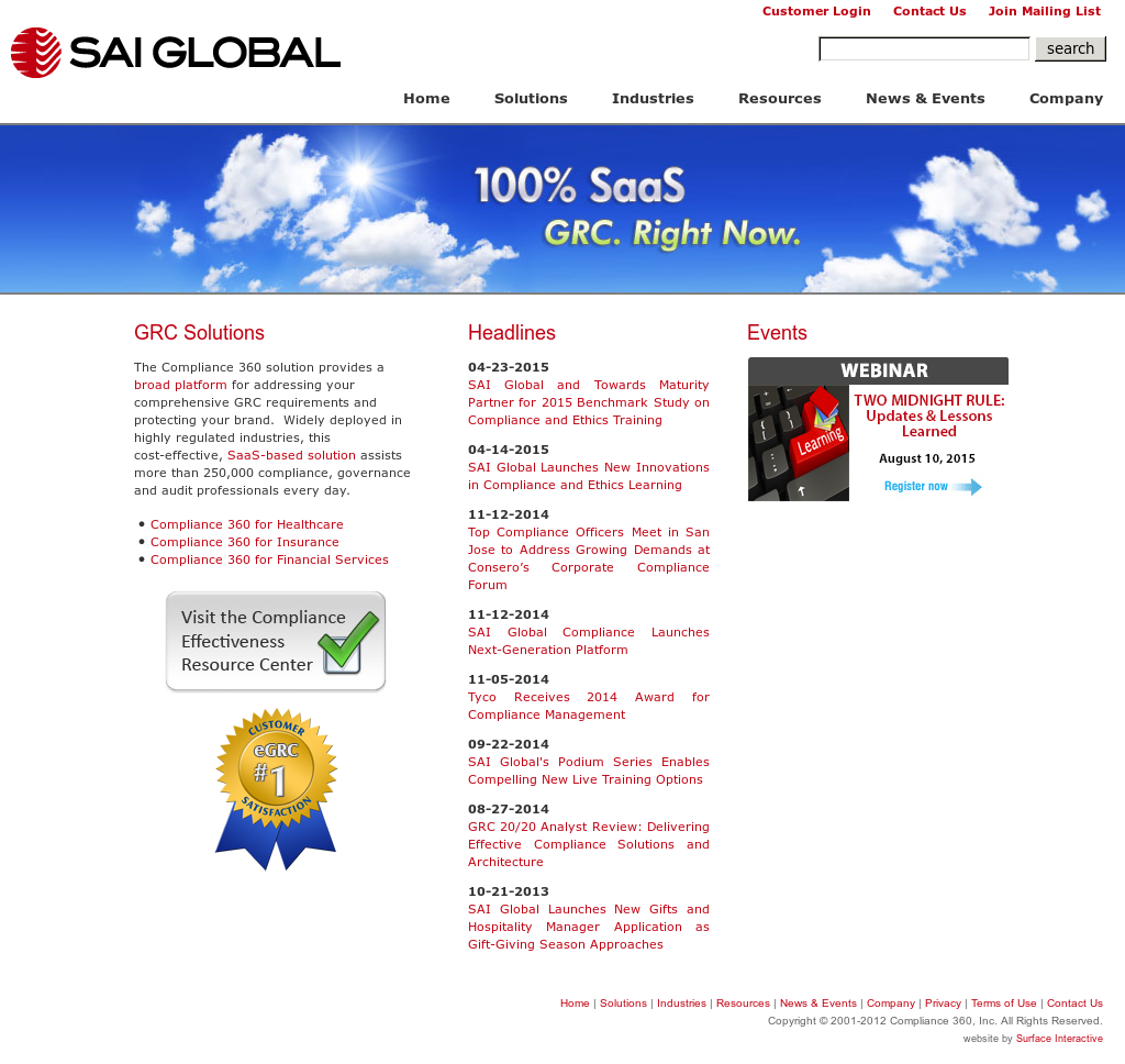 Sai Global Us Headquarters