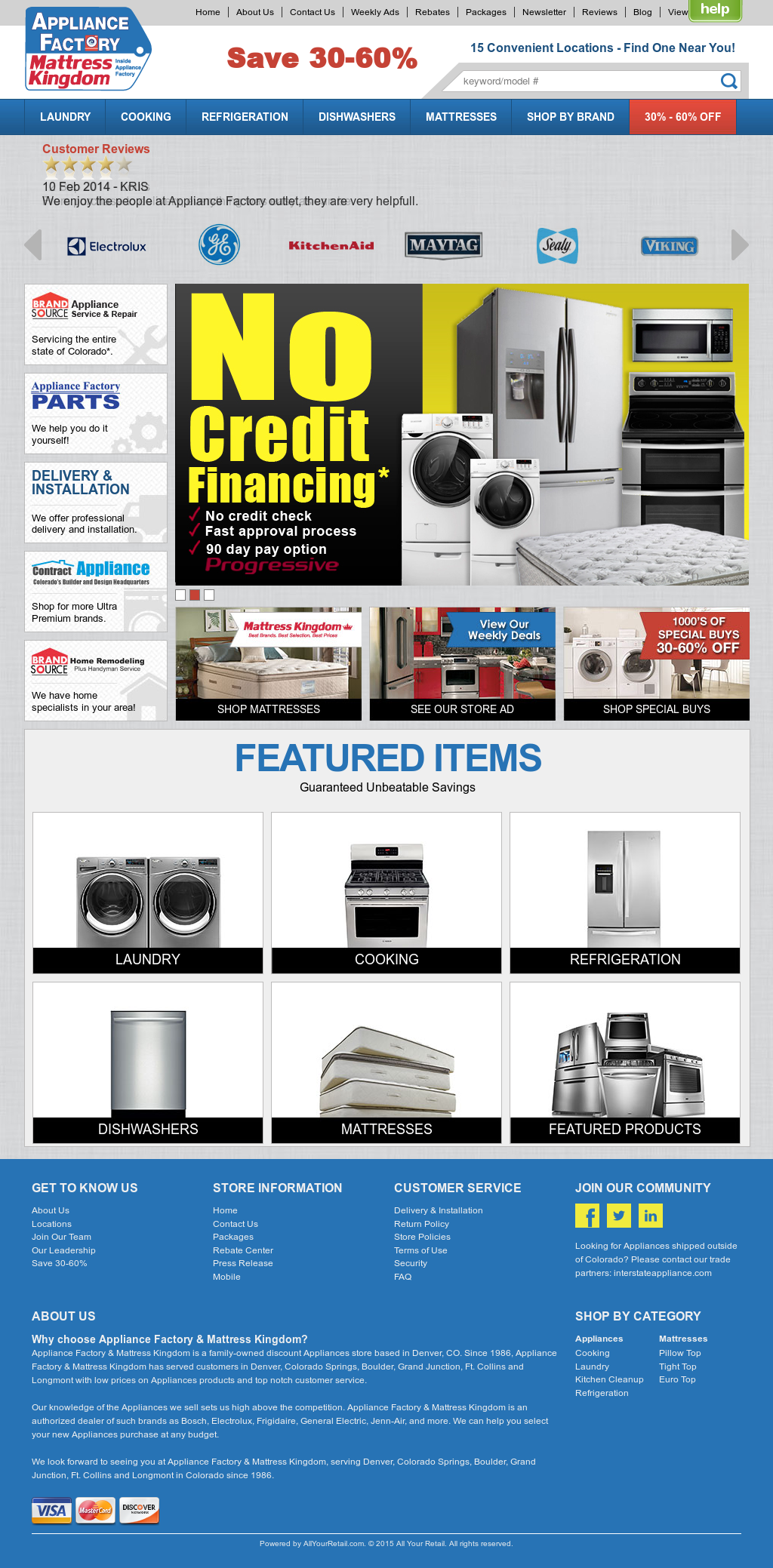 Appliance Factory Outlet Amp Mattresses Company Profile Owler