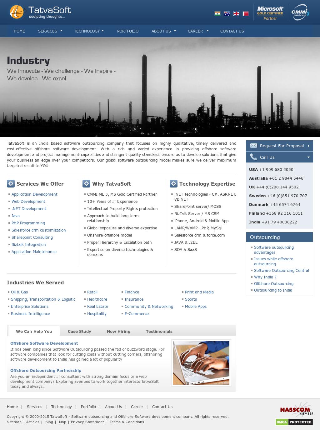 TatvaSoft Competitors, Revenue and Employees - Owler Company