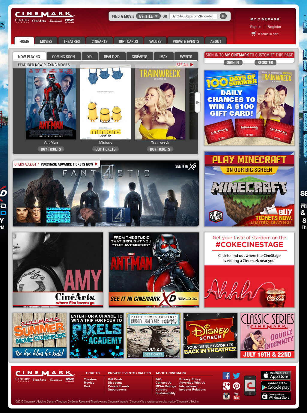 Cinemark Competitors, Revenue and Employees - Owler Company Profile