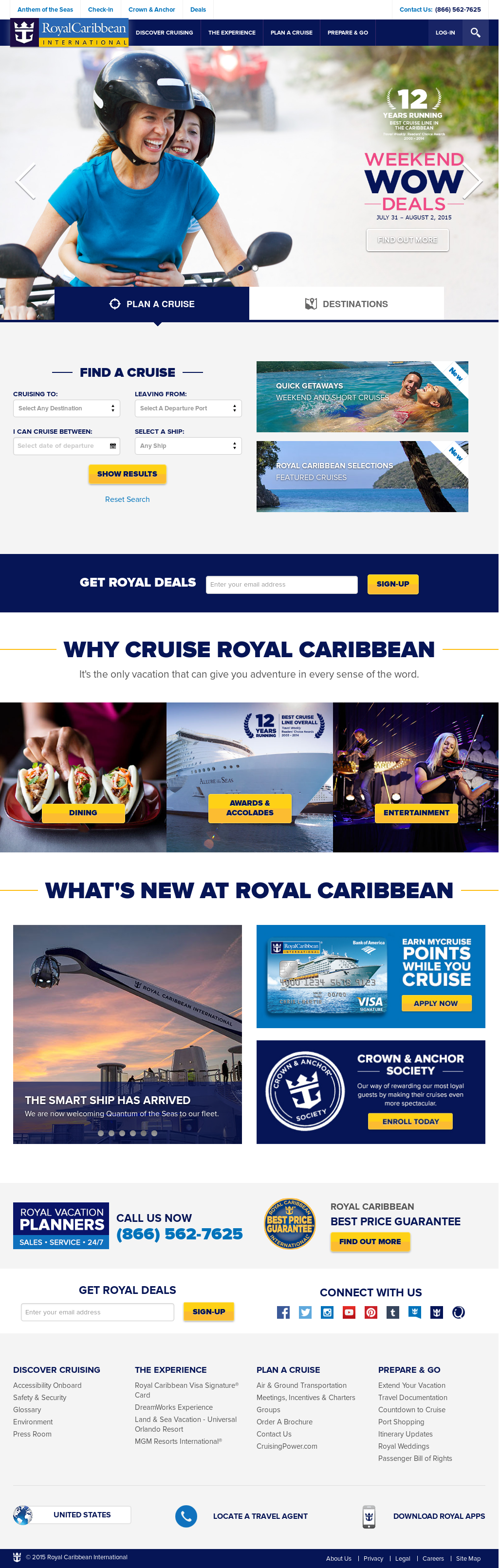 Royal Caribbean Competitors, Revenue and Employees - Owler
