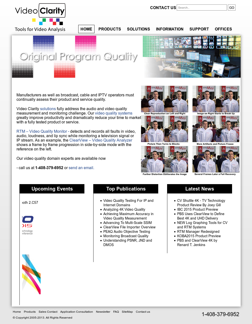 Videoclarity Competitors, Revenue and Employees - Owler Company Profile