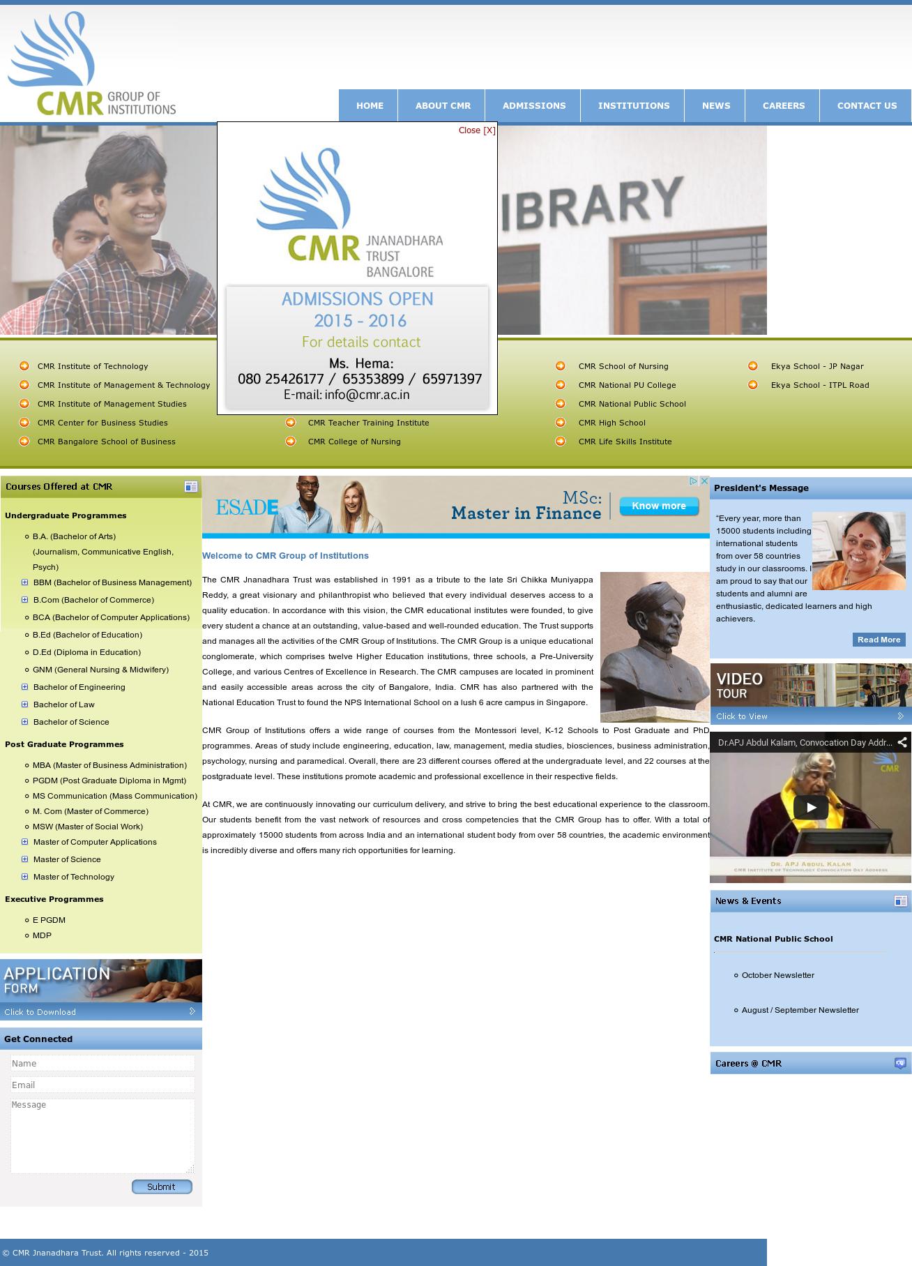 download cmr form business