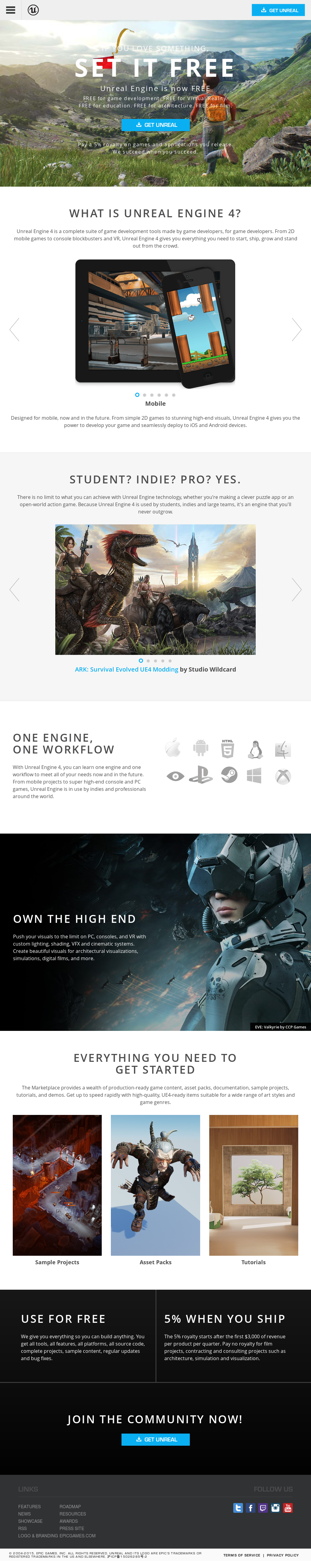 Unreal Engine Competitors, Revenue and Employees - Owler Company Profile