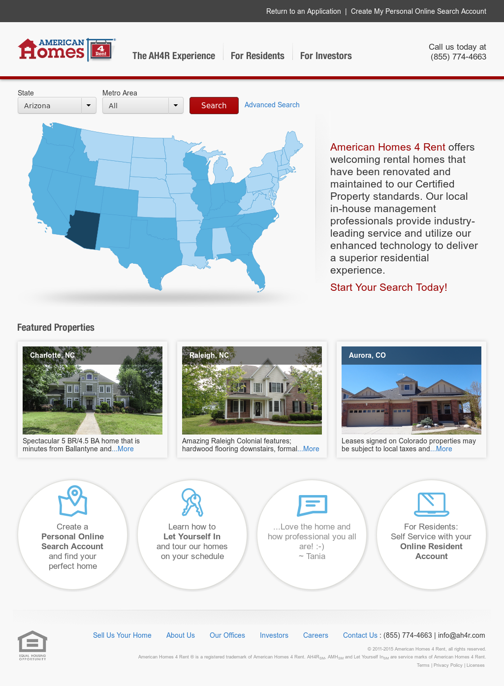 American Homes 4 Rent Competitors, Revenue And Employees   Owler Company  Profile
