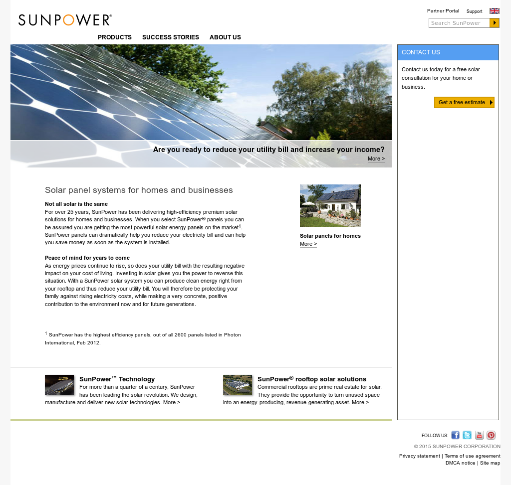 Sunpowercorp Competitors, Revenue and Employees - Owler