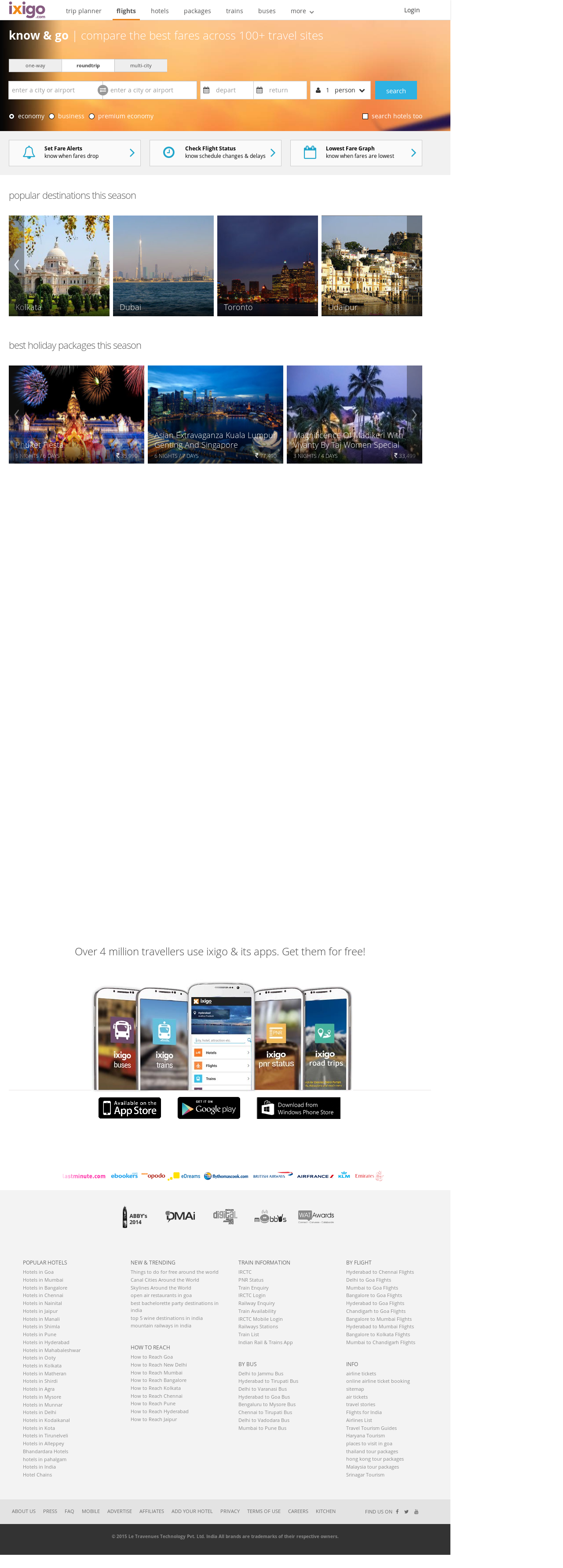 ixigo Competitors, Revenue and Employees - Owler Company Profile