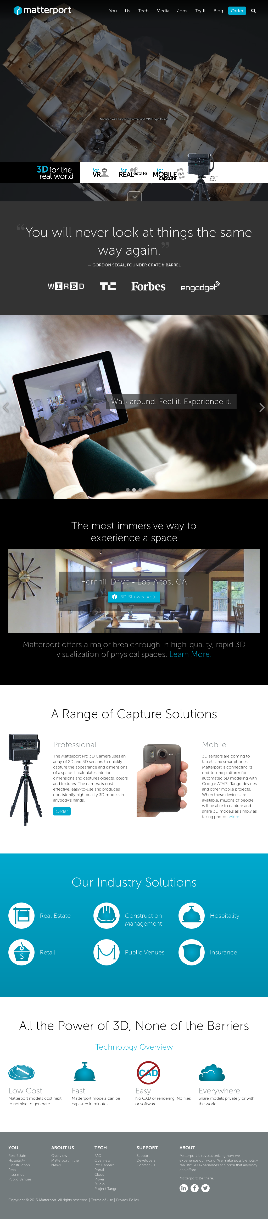 Matterport Competitors, Revenue and Employees - Owler