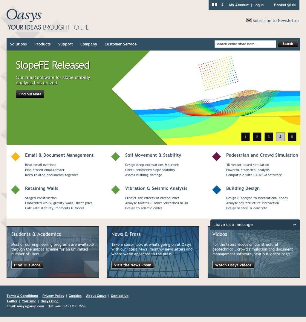 Oasys Competitors, Revenue and Employees - Owler Company Profile