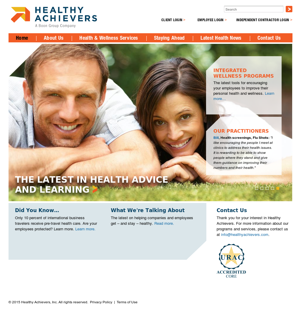 Healthy Achievers Competitors, Revenue and Employees - Owler