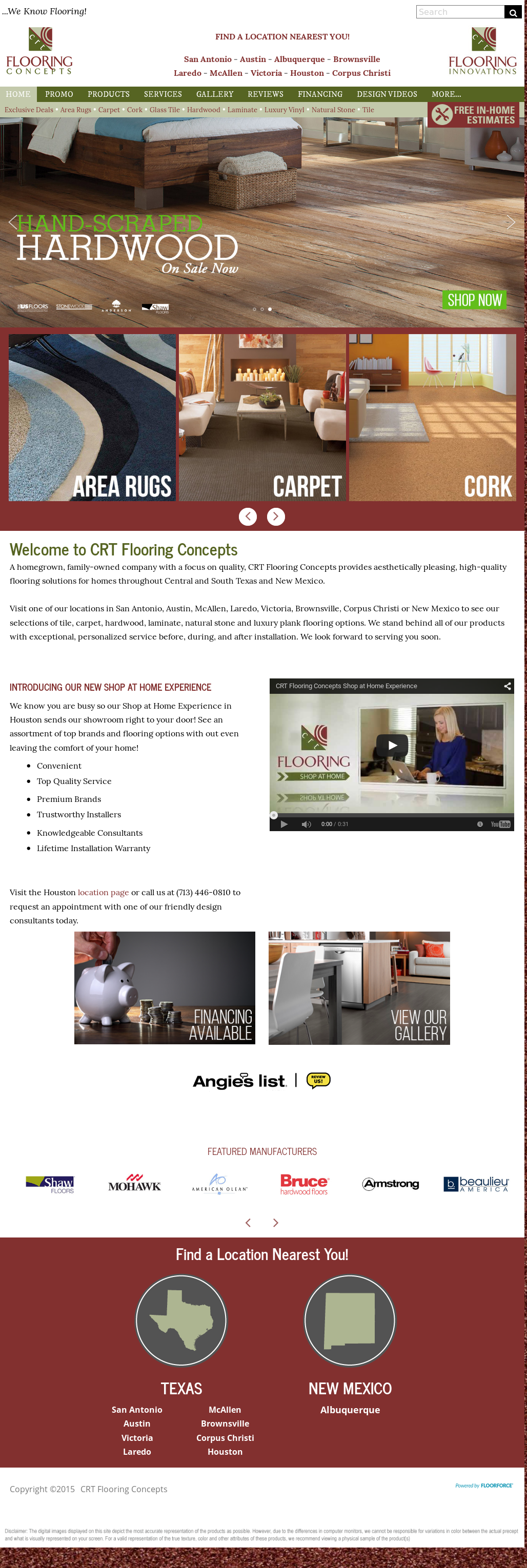 Crt Flooring Concepts Competitors Revenue And Employees Owler Company Profile
