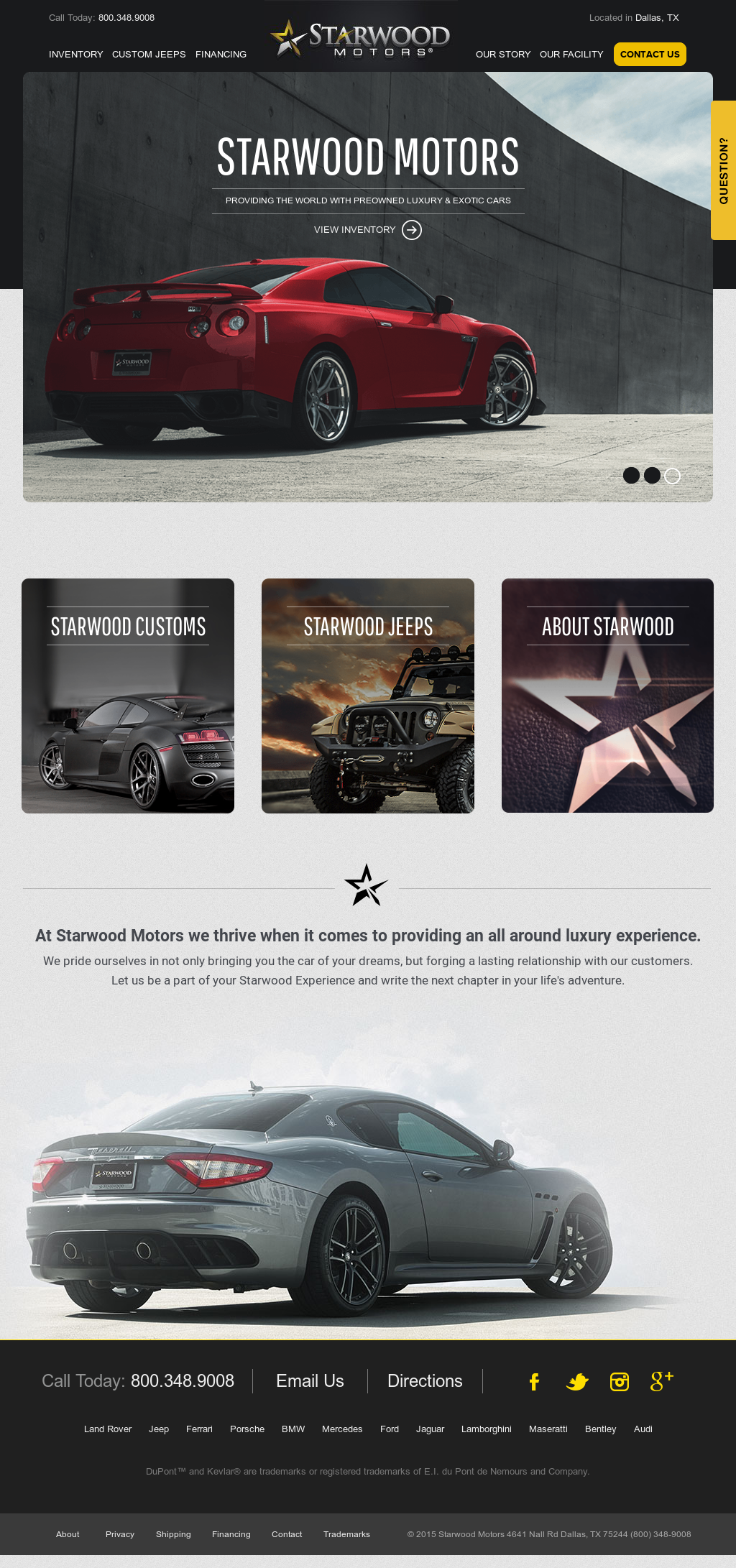 Starwood Motors Competitors Revenue And Employees