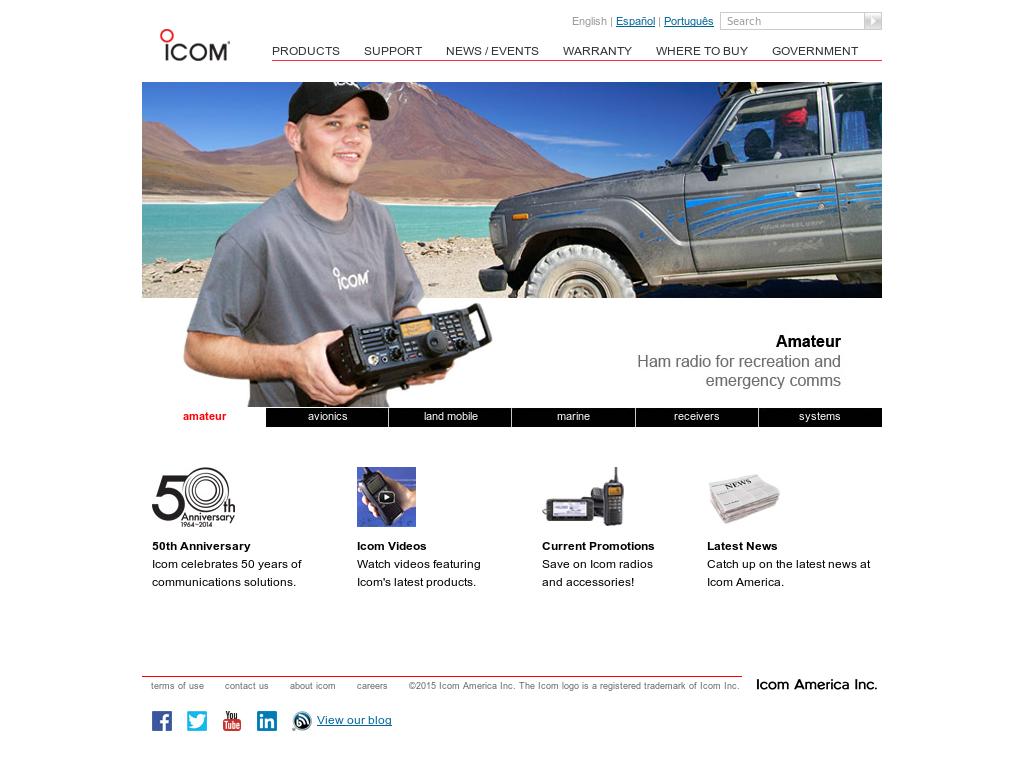 Icom America Competitors, Revenue and Employees - Owler