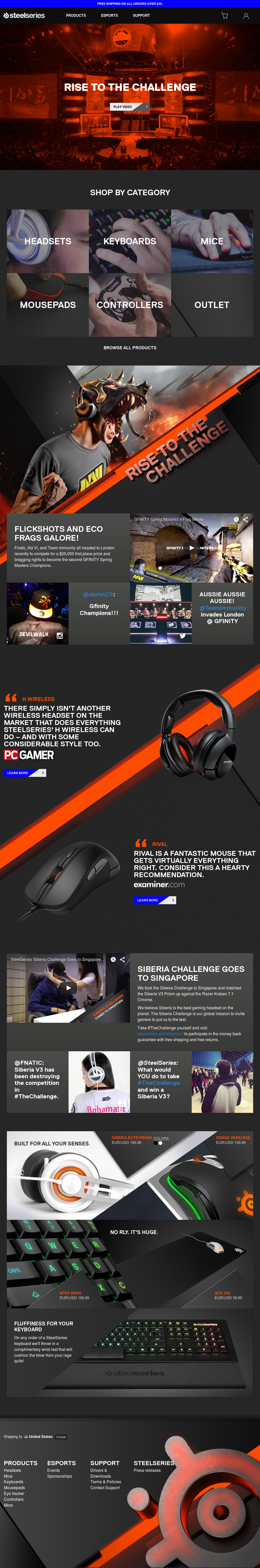 SteelSeries Competitors, Revenue and Employees - Owler
