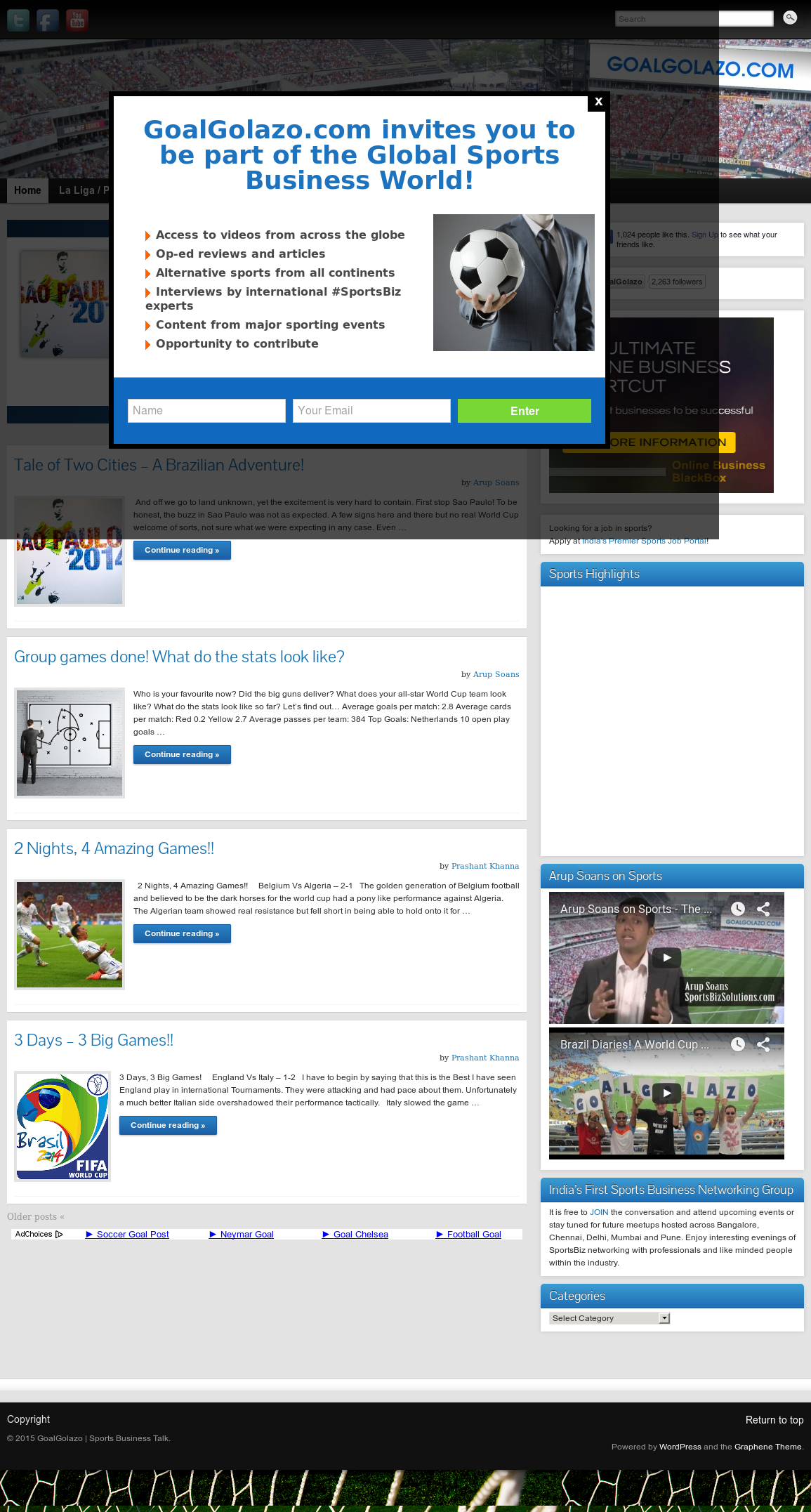Goalgolazo Competitors, Revenue and Employees - Owler