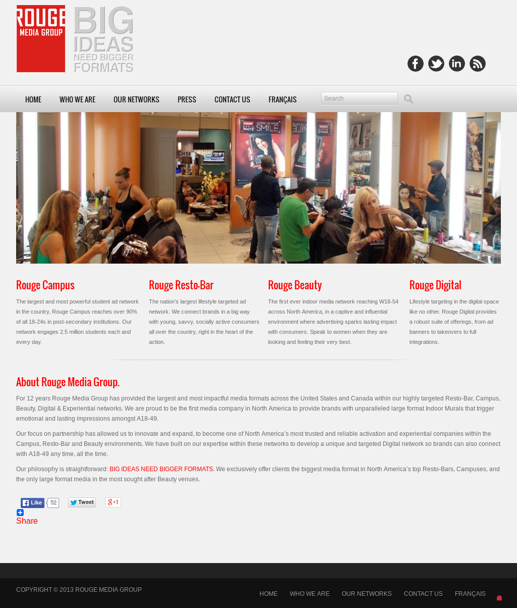 Rouge Media Competitors, Revenue and Employees - Owler Company Profile