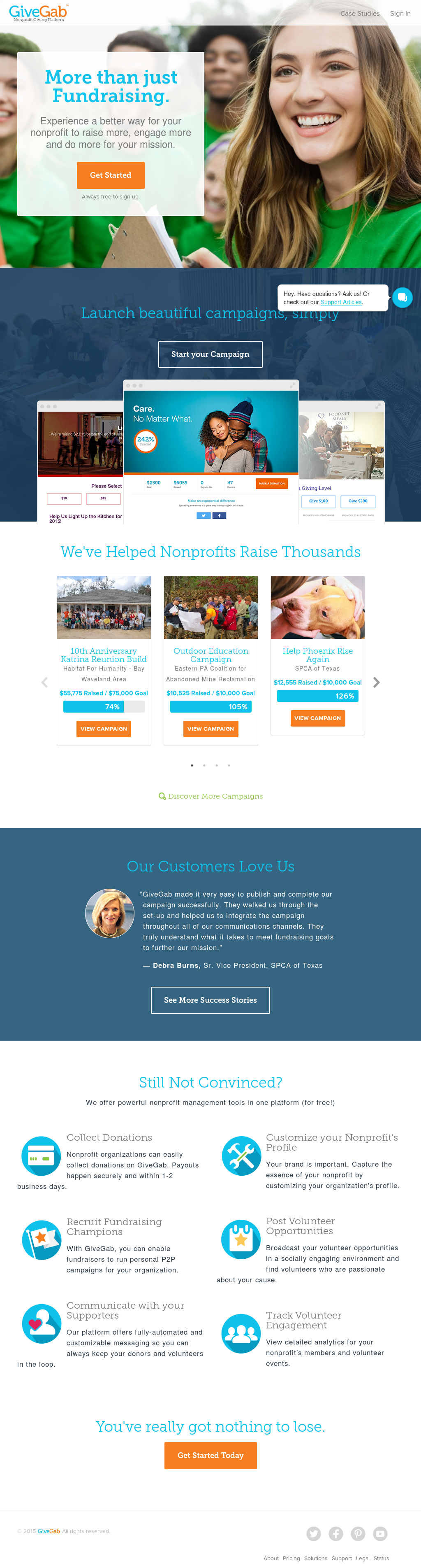 Nonprofit Website Design Ithaca