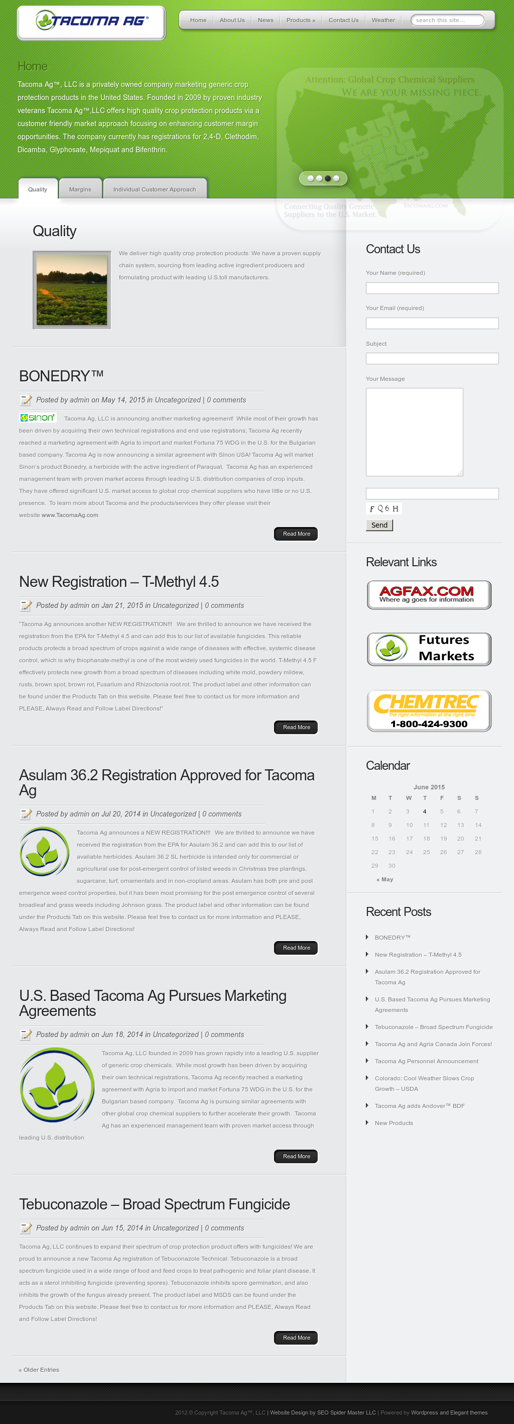 Tacoma Ag Competitors, Revenue and Employees - Owler Company Profile
