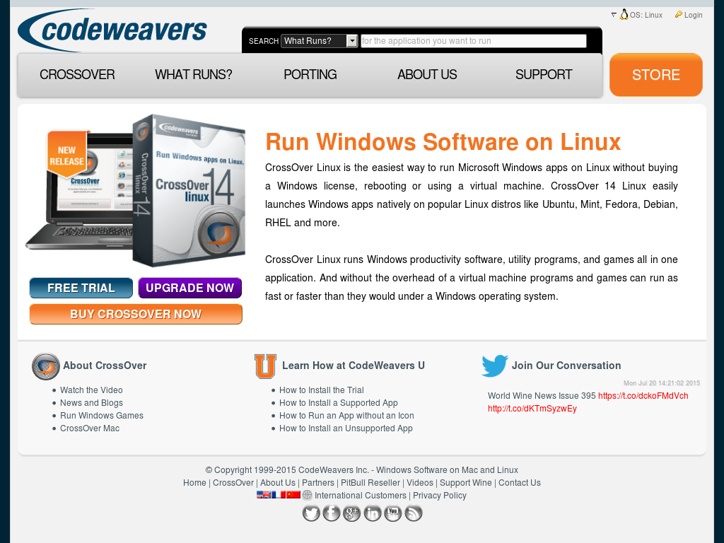 CodeWeavers Competitors, Revenue and Employees - Owler Company Profile