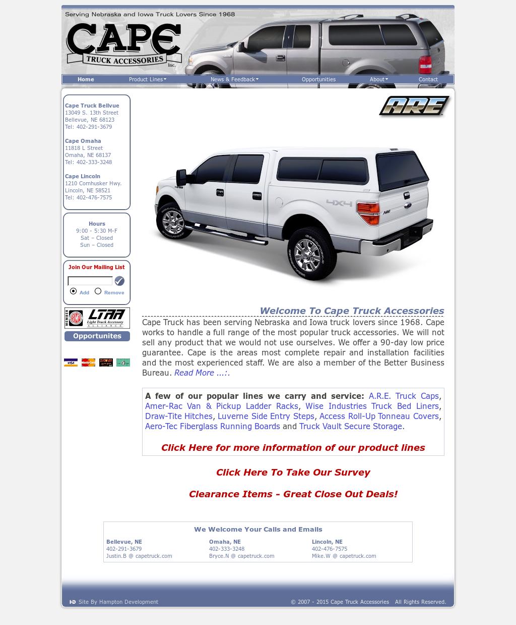 Chrysler Dealer Omaha: Cornhusker Motor Lines