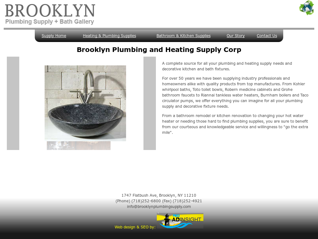 Brooklyn Plumbing And Htg Sup Competitors Revenue And Employees