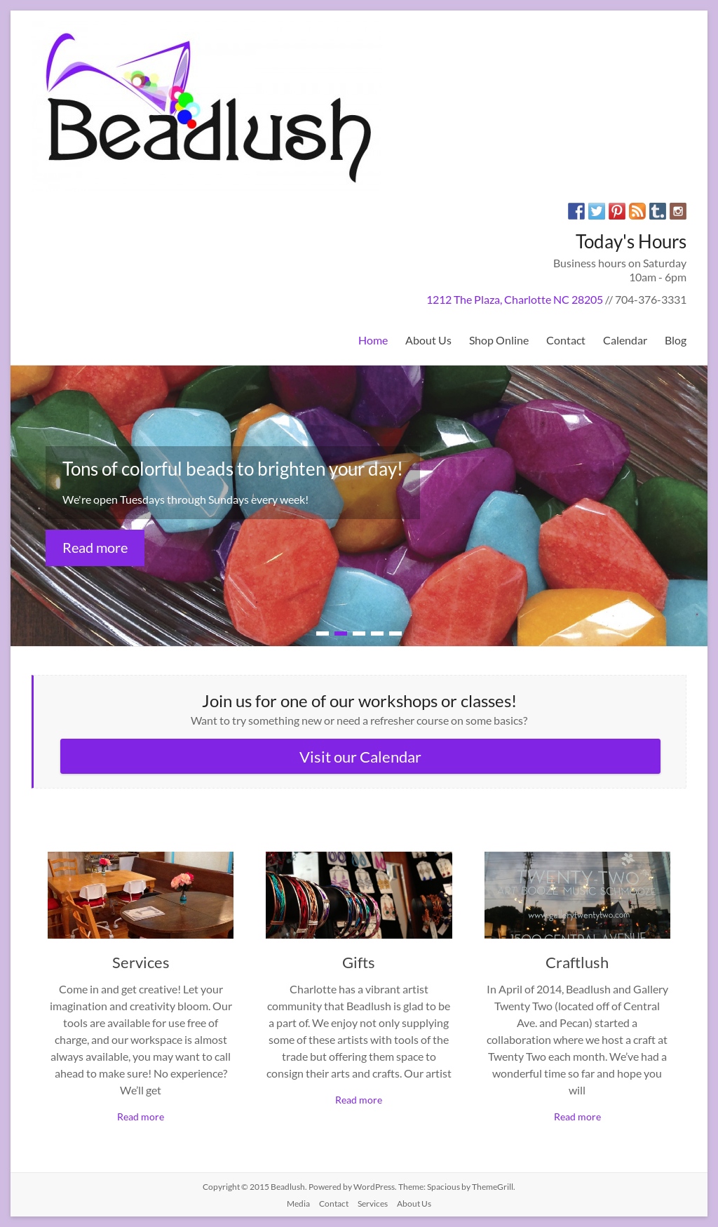 Beadlush Theme By Competitors, Revenue and Employees - Owler