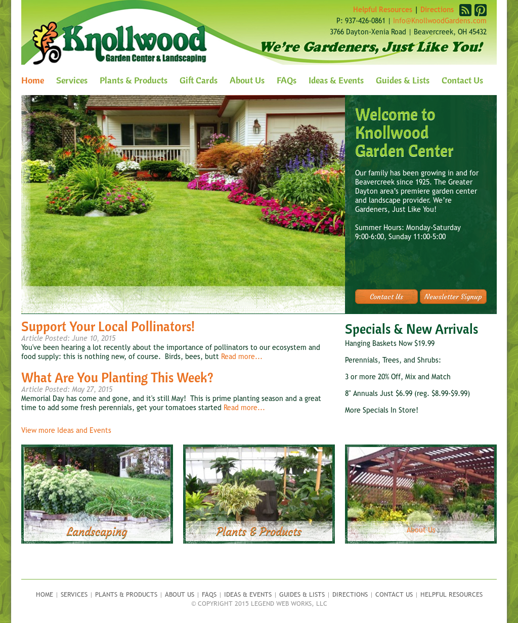 knollwood garden center knollwood garden center competitors revenue and employees 958