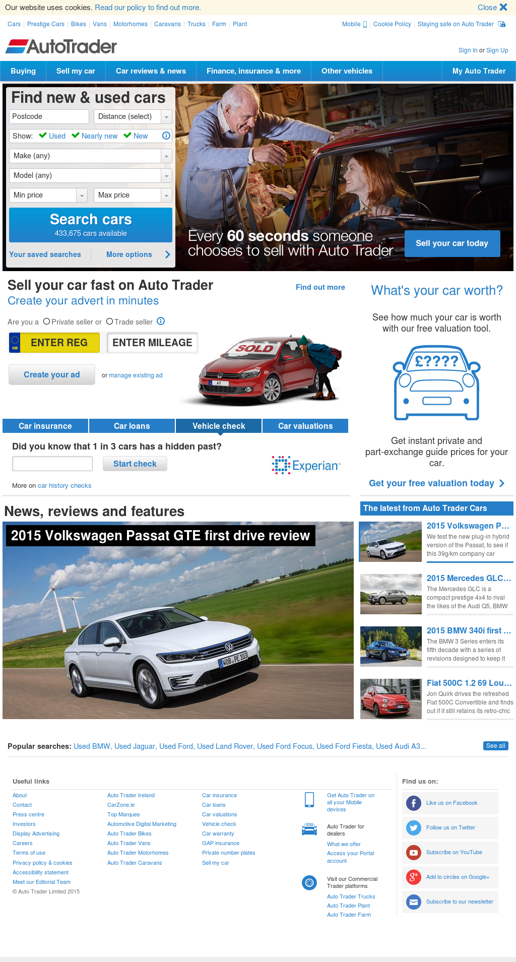 Auto Trader Competitors, Revenue and Employees - Owler Company Profile