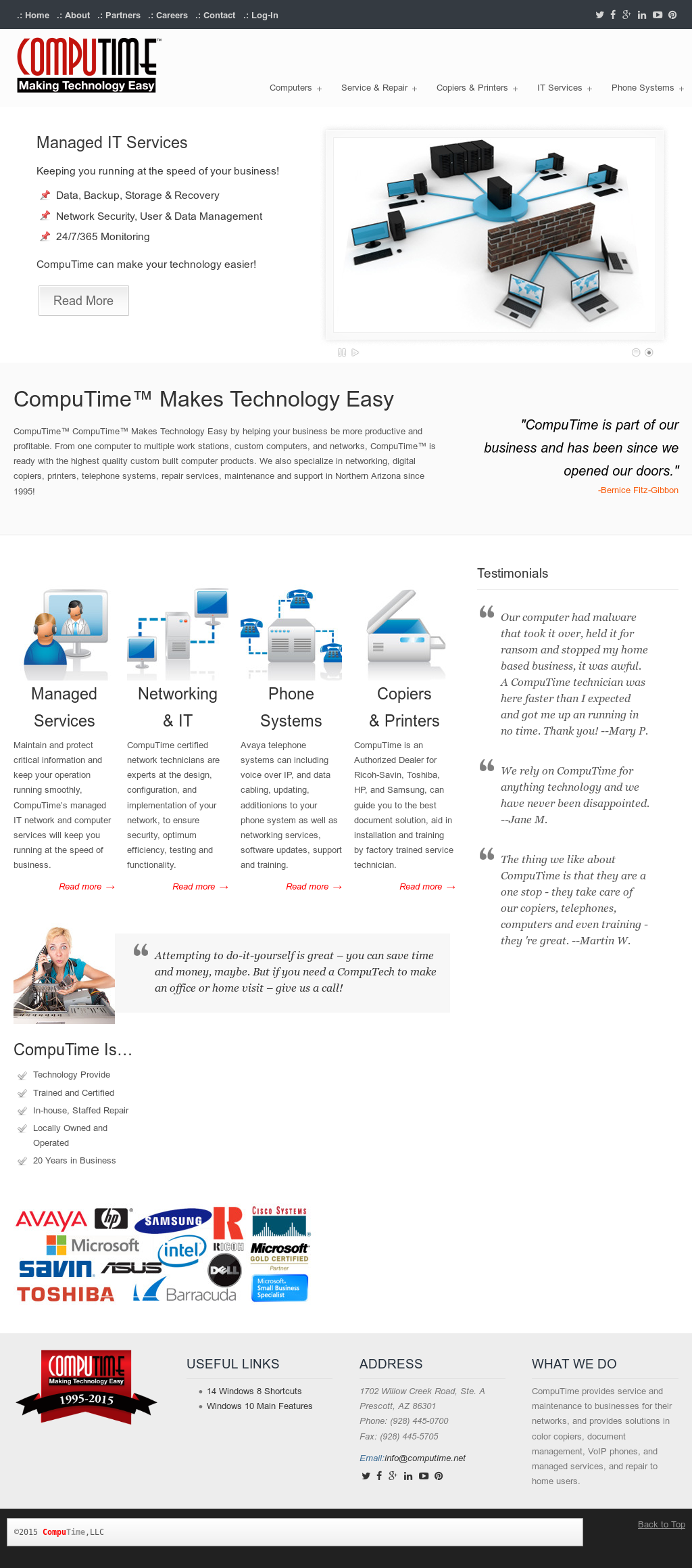Computime Competitors, Revenue and Employees - Owler Company