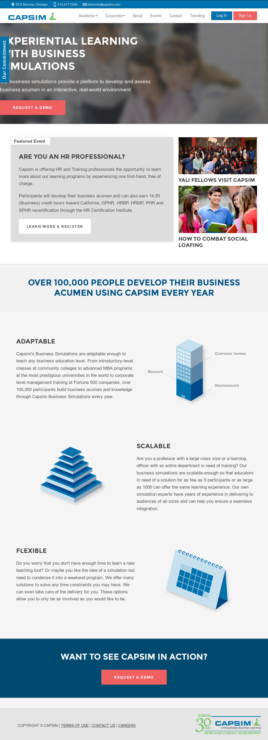 Capsim Competitors, Revenue and Employees - Owler Company Profile